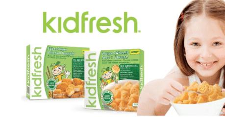 Celebrate March's Frozen Food Month with Kidfresh Cashback offer #KidfreshMealDeals #KidfreshMealOffers #ad