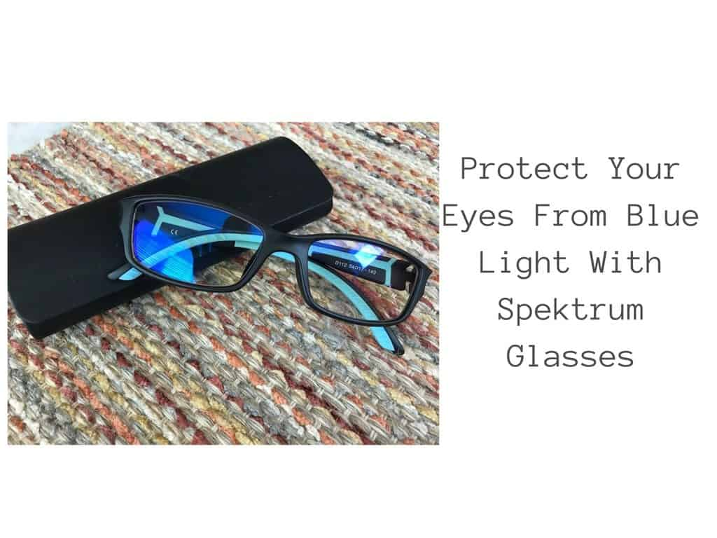 Protect Your Eyes From Blue Light With Spektrum Glasses