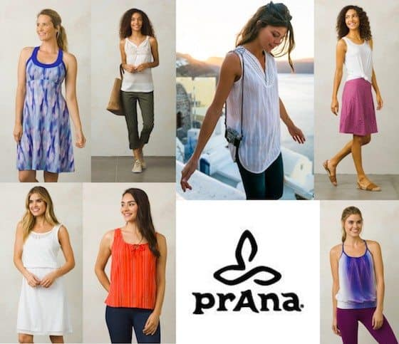 Spring Wardrobe: Get Beautiful & Sustainable Clothes From prAna + Discount #prAnaMom