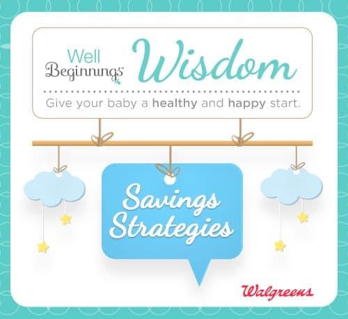 Savings Strategies For Moms #WellWisdomWG