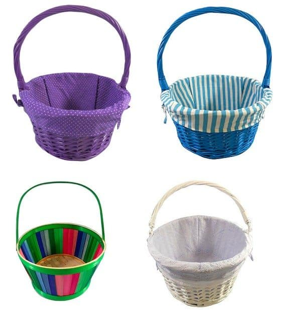 Creating a fun easter basket at kmart saving you dinero creating a fun easter basket at kmart negle Gallery