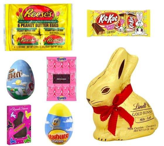 Creating A Fun Easter Basket At Kmart