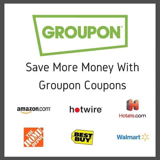 Save More Money With Groupon Coupons