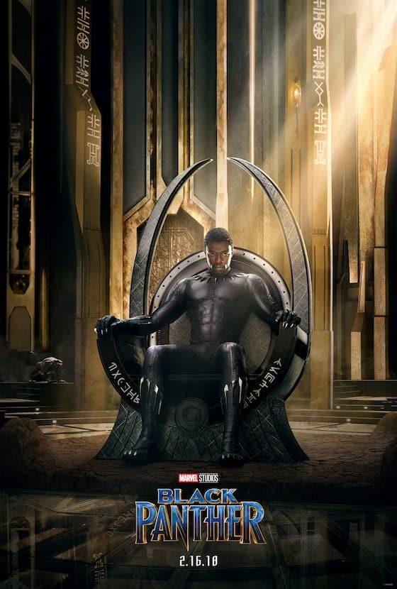 Marvel Studios' BLACK PANTHER - Teaser Trailer & Poster Now Available #BlackPanther