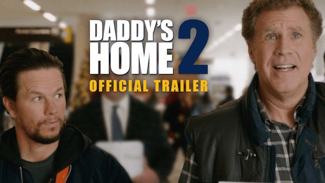 Watch the official trailer for Daddy's Home 2 #DaddysHome2