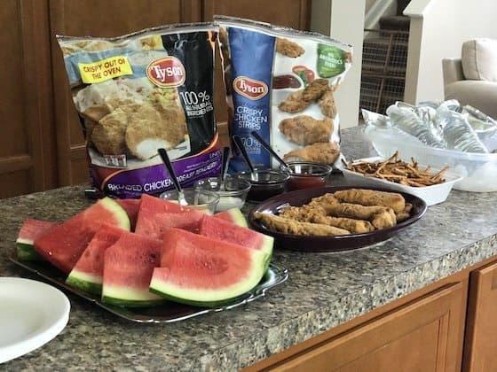 Be Your Kid's Hero - Prepare A Delicious Lunch #WonderWomanAtSamsClub