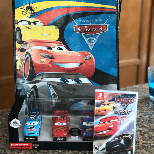 Cars 3 Driven To Win Is Now Available Cars3 Saving You Dinero