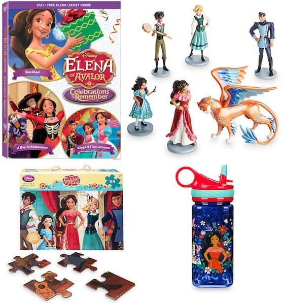 Elena of Avalor: Celebrations to Remember!
