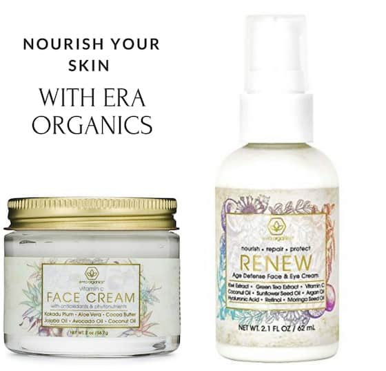 Nourish Your Skin With ERA Organics #Holiday2017