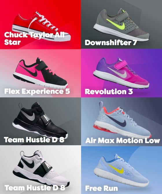 EasyKicks With Nike: Get A New Pair Of Nike Sneakers Every Month #EasyKicksClub