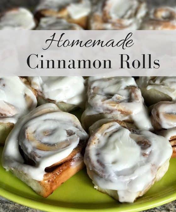 Cinnamon Roll Recipe With Cream Cheese Icing Saving You Dinero