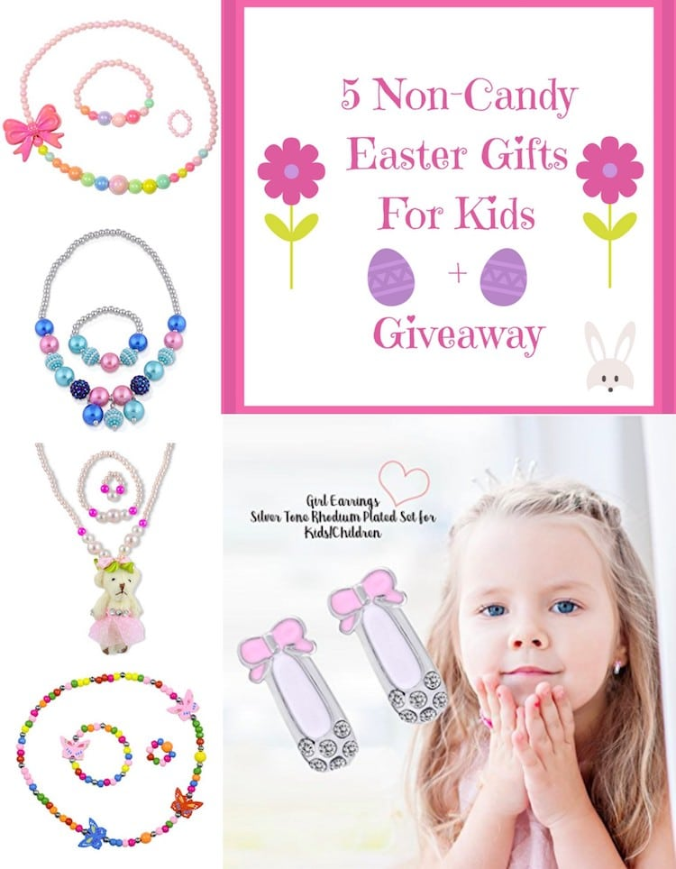 Giveaway 5 non candy easter gifts for kids sweet southern home every year we have the same dilemmawhat to buy the kids for easter while there are many different types of easter candy available all that are very negle Image collections