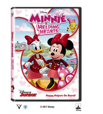 New Clips: MINNIE: HELPING HEARTS