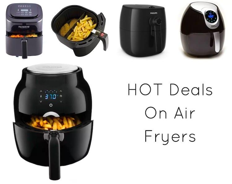 HOT Deals On Air Fryers
