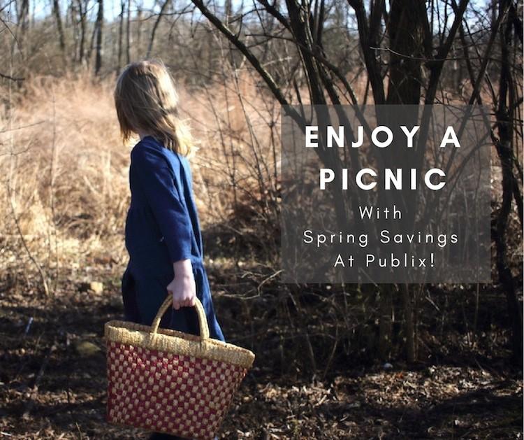 Enjoy A Picnic With Spring Savings At Publix!