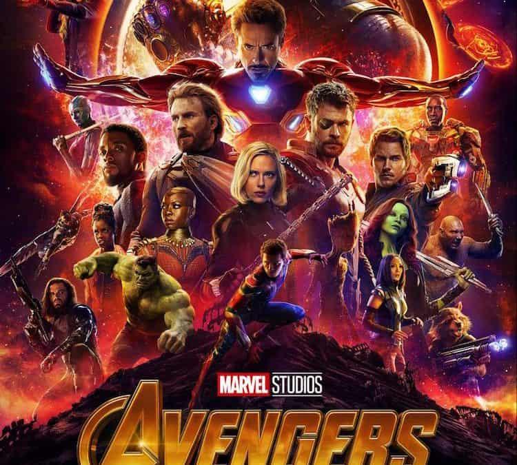 New Posters For Marvel Studios' AVENGERS: INFINITY WAR #InfinityWar