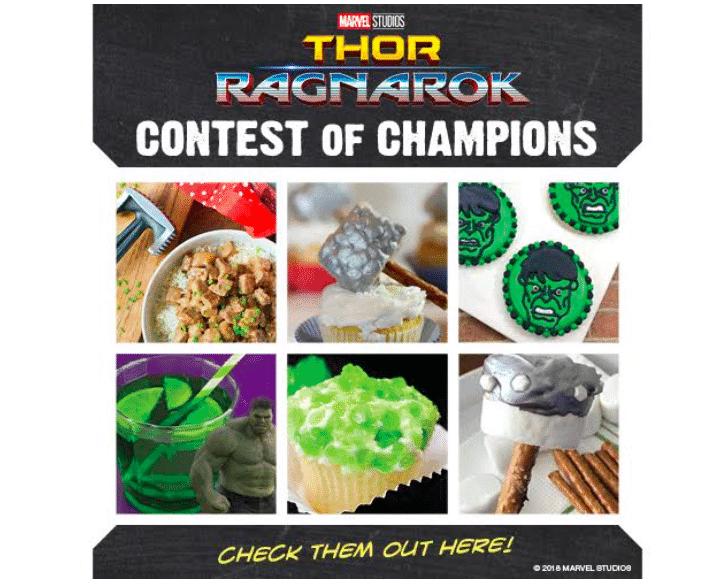Thor: Ragnarok Contest of Champions