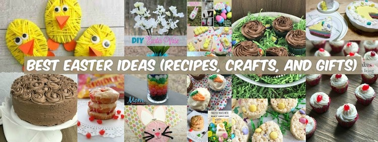 Best easter ideas recipes crafts and gifts saving you dinero best easter ideas recipes crafts and gifts negle Choice Image
