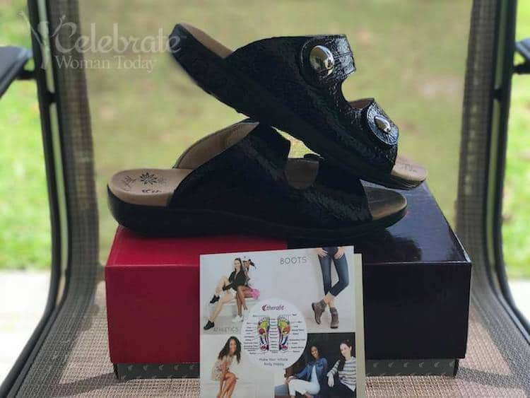 Win A Pair Of Therafit Shoes