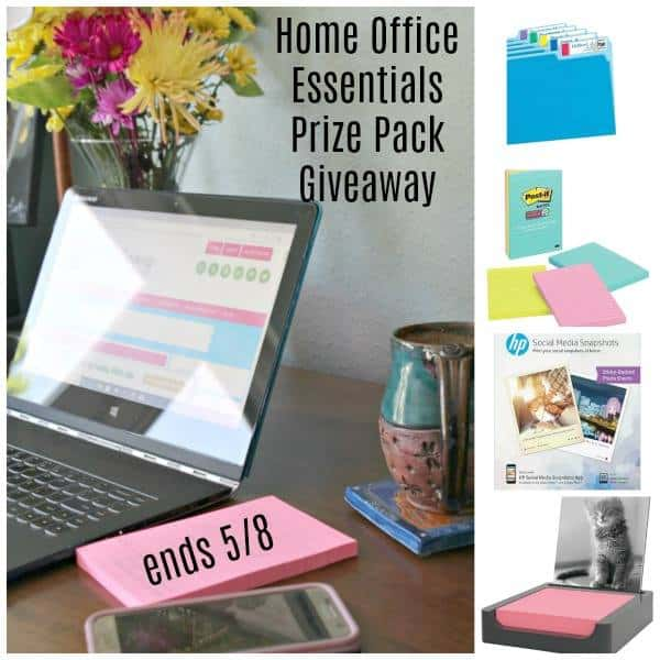 Home Office Essentials Prize Pack Giveaway From Quill.com