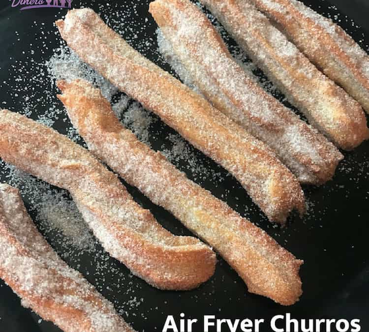 Air Fryer Churros Recipe