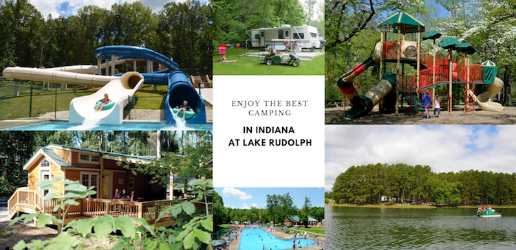 Enjoy The Best Camping in Indiana at Lake Rudolph