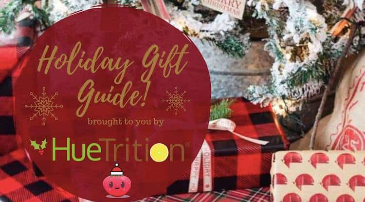 HueTrition Healthy  Holiday Gift Guide + Giveaway
