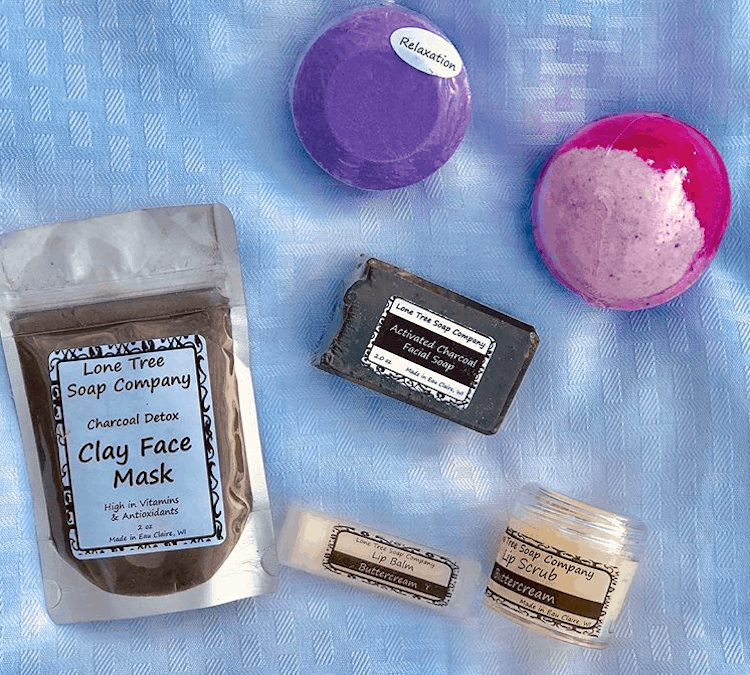 Get Some Relaxation & Beauty Products From Lone Tree Soap Company