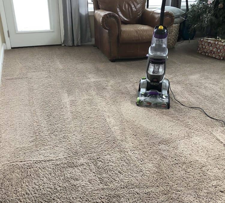Spring Cleaning Tips For Your Carpet With Bissell S Proheat 2x
