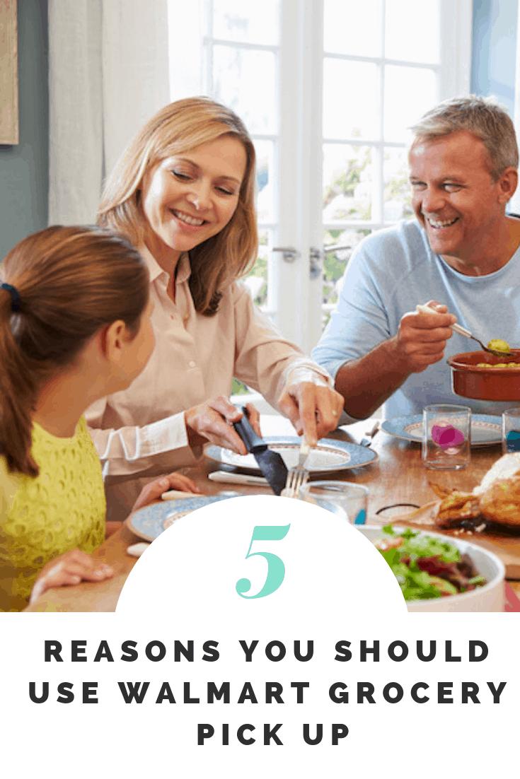 5 Reasons You Should Use Walmart Grocery Pick Up - Saving