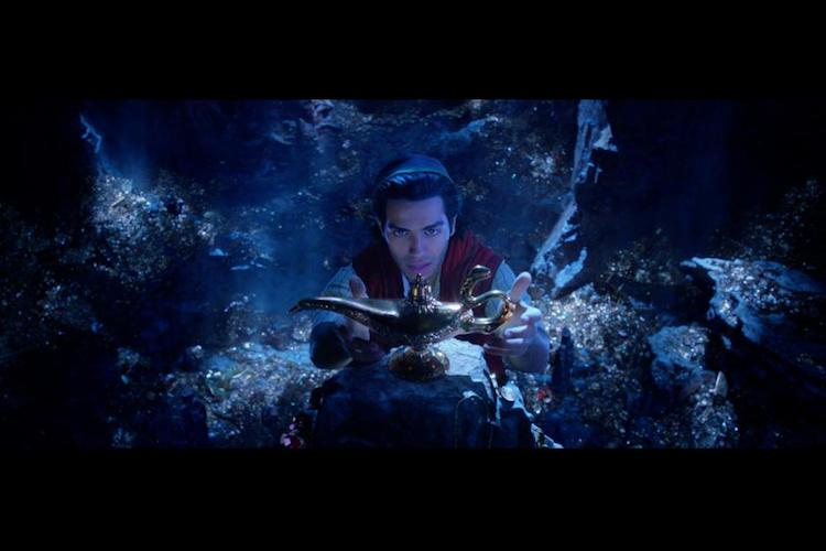 """Check Out The First TV Spot for Disney's Live-Action Adaptation """"Aladdin"""""""