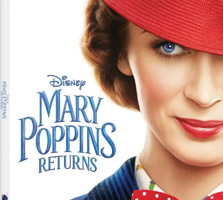 "Disney's ""Mary Poppins Returns"" Release Dates"