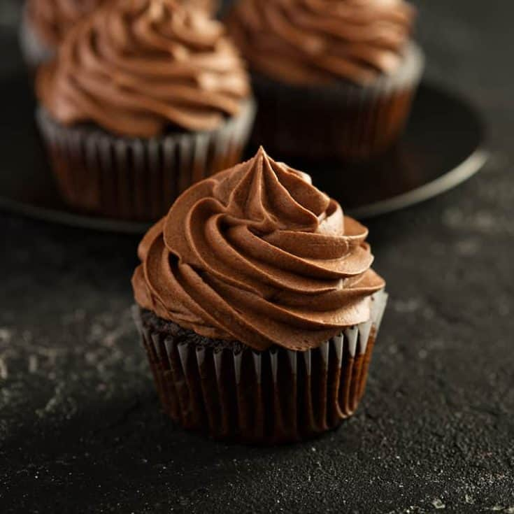 Sweetened Condensed Milk Chocolate Buttercream Frosting