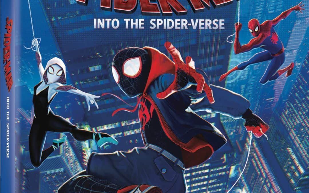 Release Dates For Spider-Man: Into the Spider-Verse