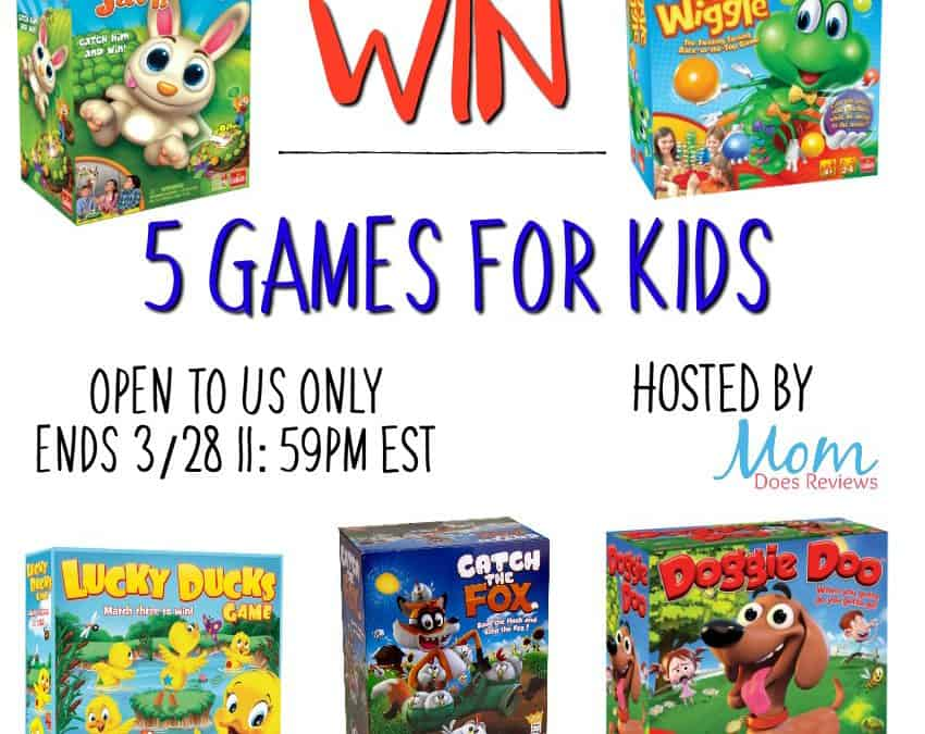 WIN 5 Games For Kids