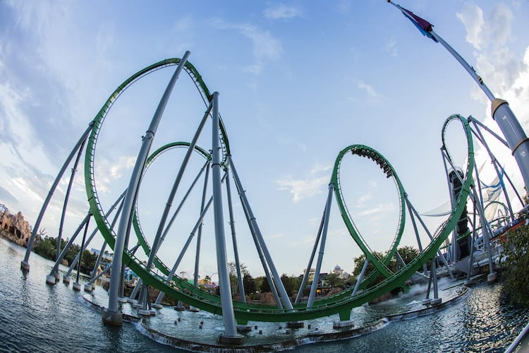 Universal Orlando is an amazing, complete vacation destination. It's 3 separate parks, each with an emphasis and about a million reasons to visit.