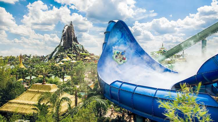 Volcano Bay is my favorite water park. It's great for the whole family. Check out all the Volcano Bay Rides + Find out how you can go for FREE!