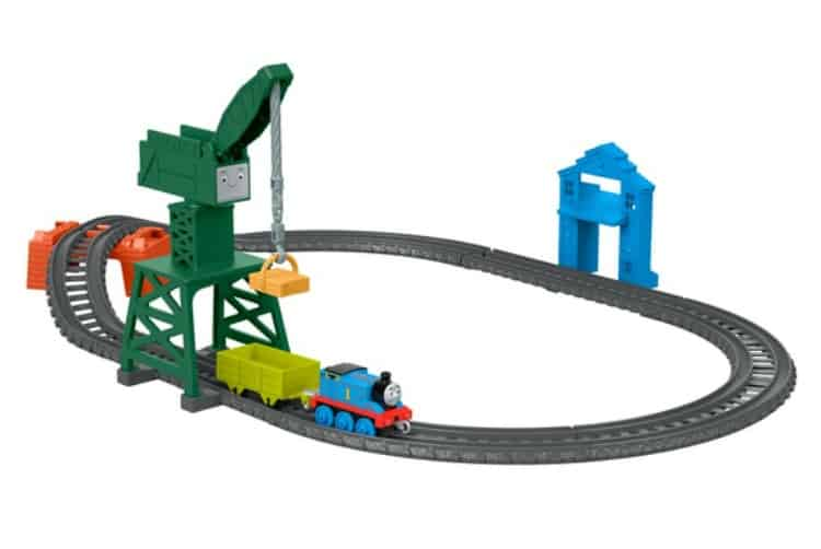 Check Out The New Thomas & Friends Adventures App With Fun Thomas Toy + Giveaway!