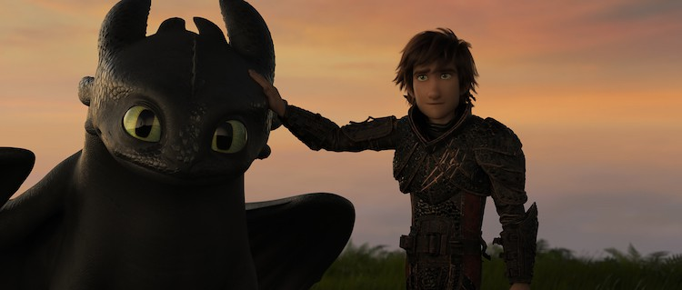 Family Movie Night – How To Train Your Dragon: The Hidden World