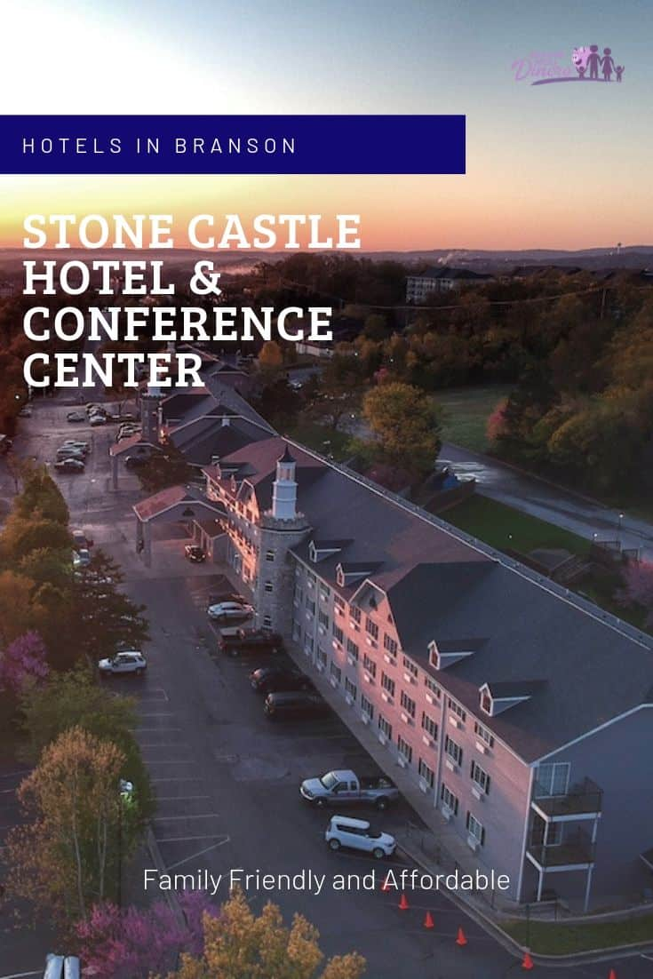 When searching for hotels in Branson you will find a lot of options. The best hotel for your family vacation is the Stone Castle Hotel. It's exactly what you are looking for in a hotel!