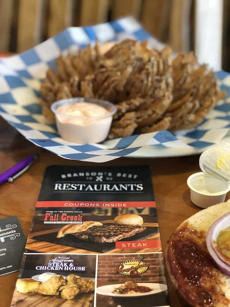 Restaurants In Branson MO - Fall Creek Steak & Catfish House If you are looking for fun places to eat in Branson - make sure you add Fall Creek Steak & Catfish House to your itinerary in Branson.