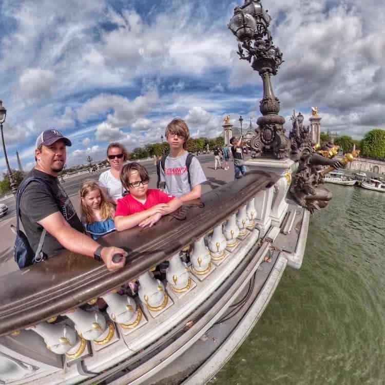 How To Get Around Paris Ponte Alexander III