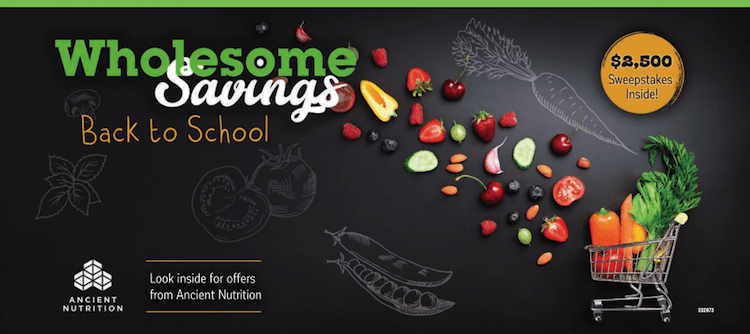 Wholesome Savings Coupons For Whole Foods Stores
