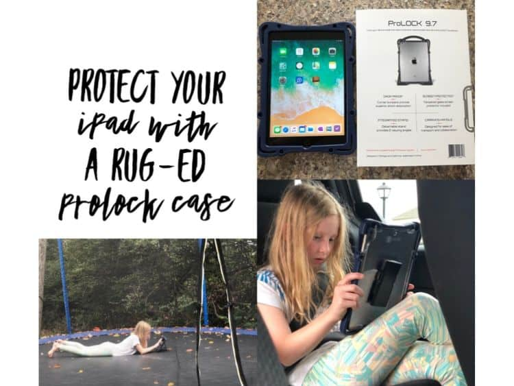 Protect Your iPad With A Rug-Ed ProLOCK Case