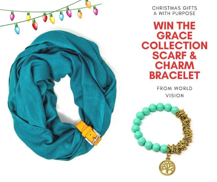 World Vision Grace Collection Giveaway