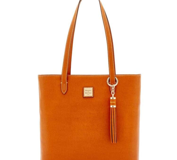 Enter To Win A Dooney & Bourke Saffiano Hadley Tote ($279 ARV)