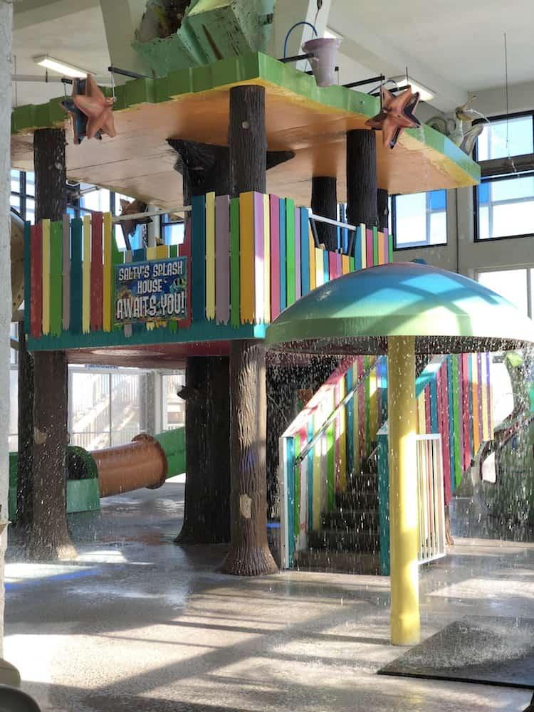 Myrtle Beach Resorts - Crown Reef Beach Resort Water Park