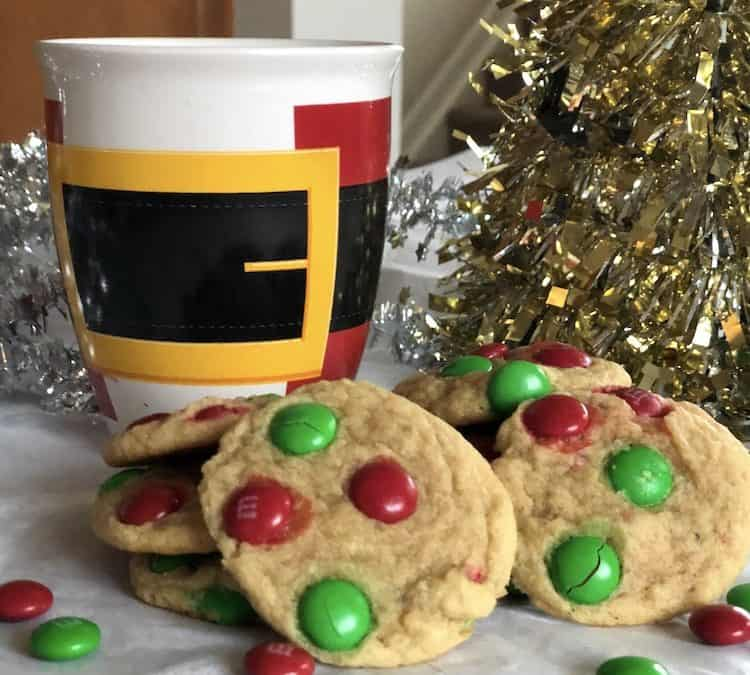 The Best M&M's Sugar Cookies