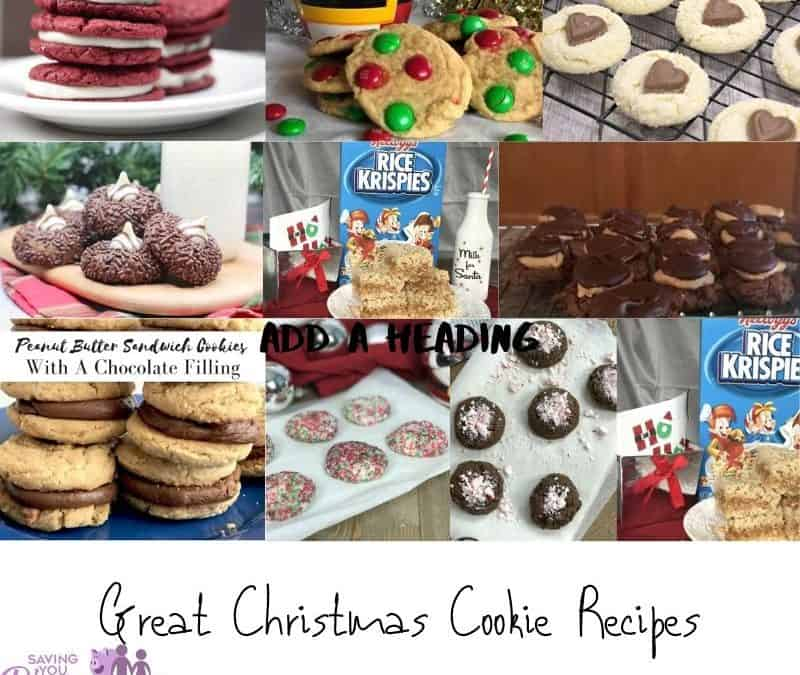 Great Christmas Cookie Recipes