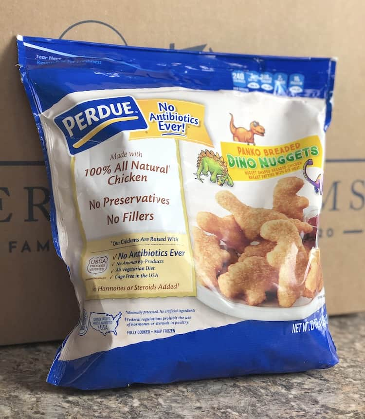 Make meal planning easier with when you order Perdue Farms Family Bundle of meats! They are delivered to your door!